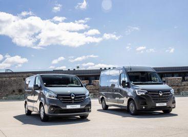 """Naujieji """"Renault Trafic"""" bei """"Master"""" – su dar efektyvesniais varikliais"""