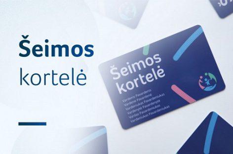 Susisiekimo ministerija inicijuoja transporto lengvatas Šeimos kortelių turėtojams