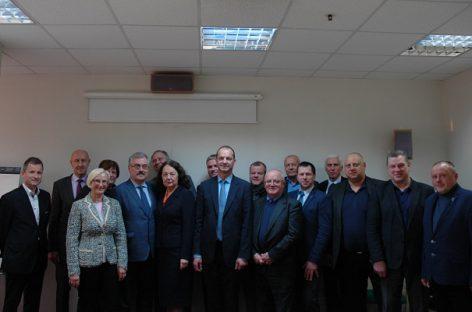 Lietuvos keleivių vežimo asociacija mini pirmąjį gimtadienį