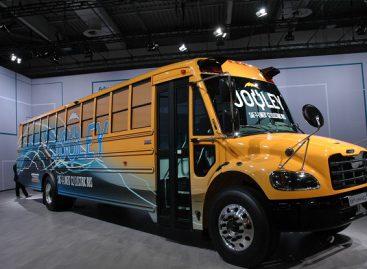 JAV Virdžinijos valstijai – 50 elektrinių autobusų