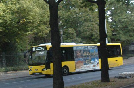 Berlyne brango važiavimas viešuoju transportu