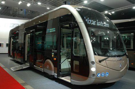 Ispanijoje – autobusai su nuline teršalų emisija ir nuline kaina