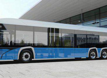 """""""Solaris"""" pristatys 15 metrų ilgio """"Urbino 15 LE Electric"""""""