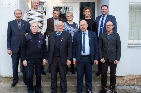 Lietuvos transporto darbuotojų profesinių sąjungų Forumo susirinkime apie naujai įsigaliojusius įstatymus ir darbuotojų problemas