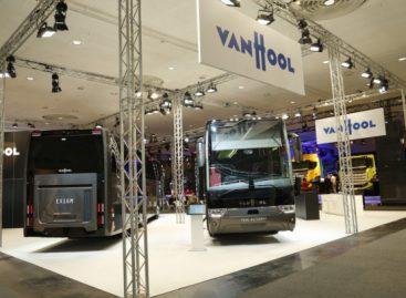 Vokietijos Kelno miestas renkasi autobusus su vandenilio kuro elementais