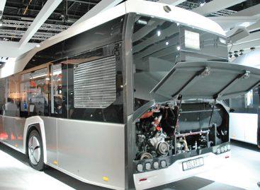 Dar vienas Lenkijos miestas įsigis ekologiškų autobusų