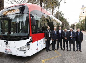 """""""Irizar"""" pristatė savivaldį elektrinį 12 m ilgio autobusą"""