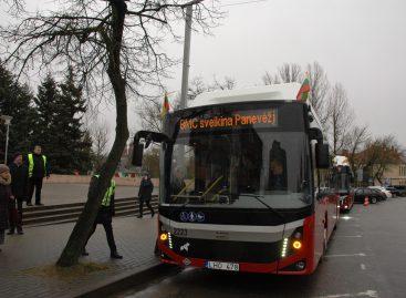 Nuo balandžio Panevėžyje autobusai važiuos rečiau