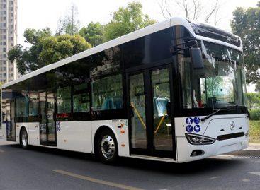 """""""Jiangsu Alfa Bus"""" investuoja į elektrinių autobusų gamyklą Bulgarijoje"""