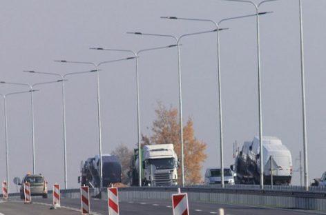 Iki 2022 metų planuojama modernizuoti valstybinės reikšmės kelių apšvietimą