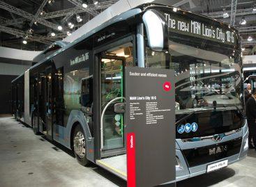 Sostinė įsigijo dar 50 naujų autobusų