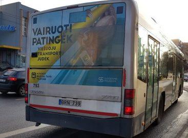 Sostinės keleivius pradžiugino gražus autobuso vairuotojo poelgis