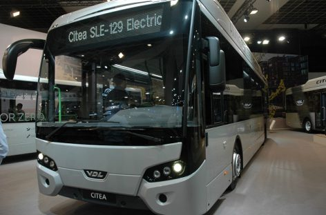 2019-ieji tapo rekordiniais pagal Vakarų Europoje parduotų elektrinių autobusų skaičių