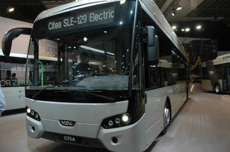 Milano Malpensos oro uostui – elektriniai VDL autobusai