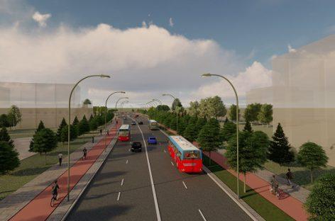 Pavilnionių gatvė Vilniuje sujungs trūkinėjantį gatvių tinklą