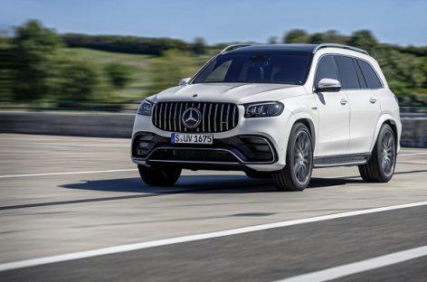"Naujo segmento pradininkas – ""Mercedes-AMG GLS 63 4MATIC+"" visureigis"
