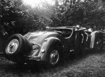"Legendinis ""Mercedes-Benz 500K"" – į kino ekranus iš Hitlerio rankų"