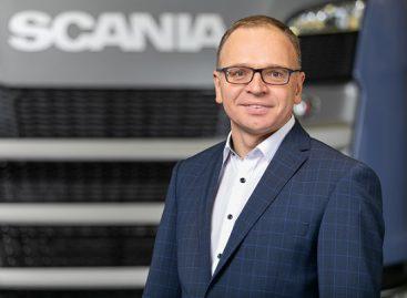 """""""Scania Lietuva"""" pernai traukiantis rinkai didino savo dalį"""