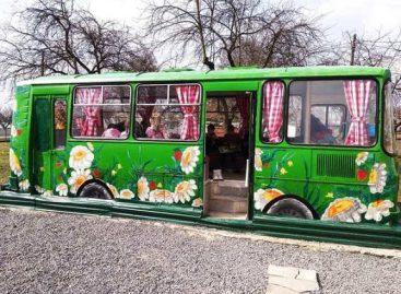 "Sename autobuse – ""Laisvės teritorija"""