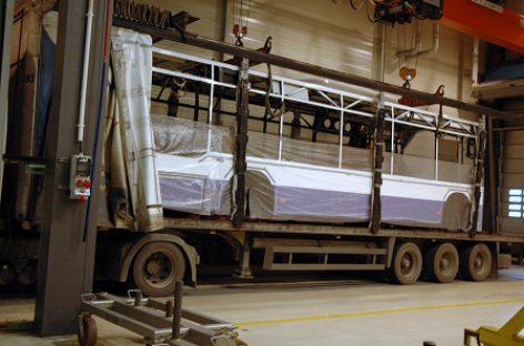 Koronavirusas paveikė ir autobusų gamintojus: gamyklos laikinai uždaromos