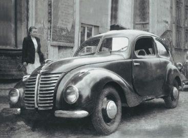 """Hanoveriškas """"liaudiško automobilio"""" variantas"""