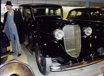 """Lincoln-Twelve"" – 1934-ųjų modelis"