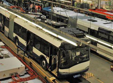 Pamažu atnaujinama autobusų ir sunkvežimių gamyba