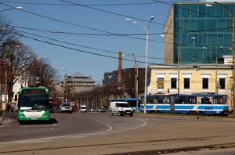 Talinas: 2035-aisiais mieste važinės tik elektrinis viešasis transportas