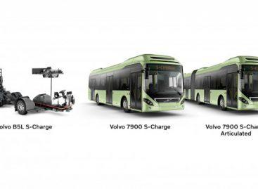 """Volvo"""" atnaujino 7900 hibridinių autobusų modelius"""