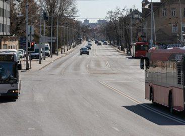 Sklandesniam viešojo transporto judėjimui – dar daugiau A juostų sostinės gatvėse