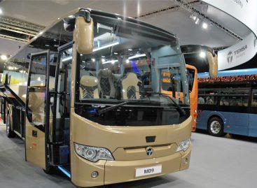 Estijos Piarnu miestui skirti autobusai dėl karantino užstrigo Turkijoje