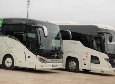 TOKS atnaujina autobusų eismą kai kuriais maršrutais
