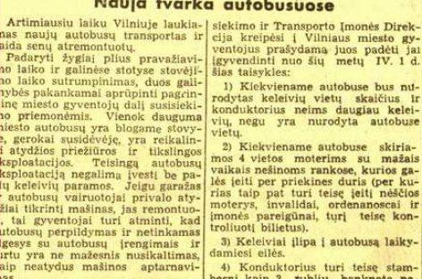 Vilniaus viešasis transportas 1941-ųjų kovą