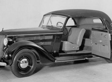 """""""Audi"""" kabrioletas – sąjungininkų dovana sovietams"""