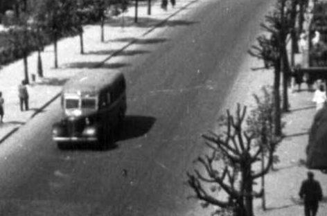1941-ųjų gegužę Lietuvoje pasirodė pirmieji ZIS autobusai