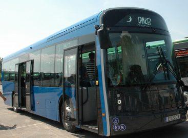 Elektriniai autobusai Klaipėdos gatvėmis jau nuriedėjo per 10 tūkst. kilometrų