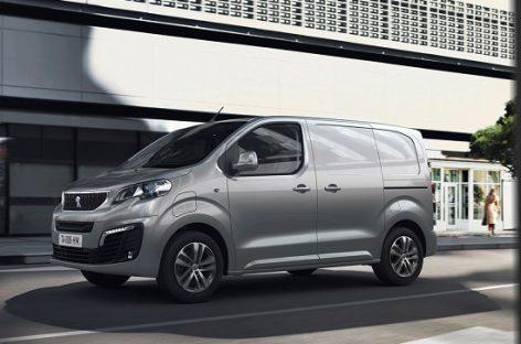 """""""Peugeot"""" pristato elektrinį 330 km viena įkrova galintį nuvažiuoti mikroautobusą"""