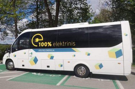 Viename Lietuvos mieste – nemokamas viešasis transportas
