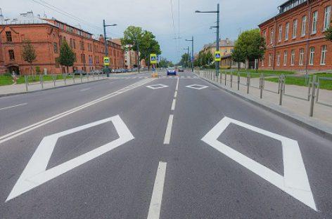 Kaunas inicijuoja Kelių eismo taisyklų papildymą: rezultatai kalba patys už save