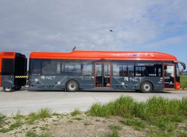 """""""VDL Bus and Coach"""" pristatė unikalų vandenilinį autobusą"""