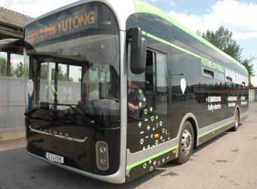 """""""Yutong"""" sulaukė rekordinio elektrinių autobusų užsakymo"""
