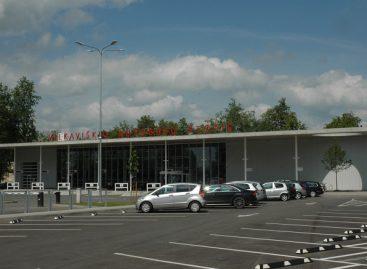 Iškilmingai atidaryta naujoji Vilkaviškio autobusų stotis