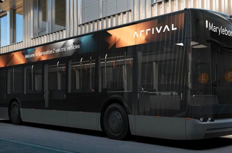 "Startuolis ""Arrival"" pristatė COVID-19 įkvėptą elektrinio autobuso konceptą"