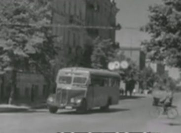 Sostinės autobusų istorija pokariu – 1944–1947-aisiais
