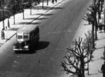 Lietuvos viešasis transportas per Antrąjį pasaulinį karą