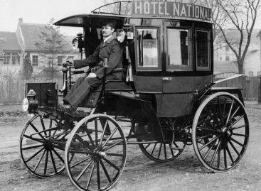 Seniausias pasaulyje autobusas šventė jubiliejų