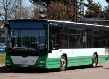 Estijoje didėjo minimalus viešojo transporto vairuotojų atlyginimas