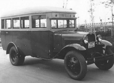 GAZ 03-30 autobusai – pokariniame Vilniuje