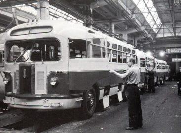 ZIS-155 autobusai, pasirodę 1950-aisiais