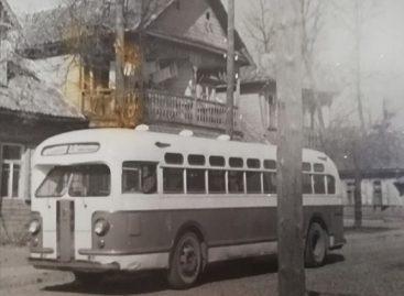 Vilniaus autobusų istorija 1948-aisiais